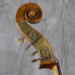 German 3/4 Double Bass (Circa 1930), pic 3