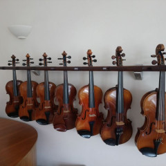Old European violins, pic 3
