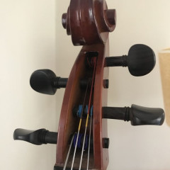 3/4 cello - like new !, pic 3