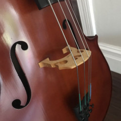 3/4 cello - like new !, pic 2