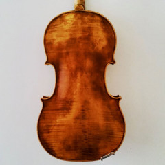 French viola by Emmanuelle Dion, Mirecourt (16 1/4″) dated 2008, pic 2