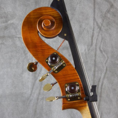 Calin Wultur 4/4 Bass with C-extension, pic 3