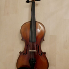 "A Fine Georgian Violin ""1977"", pic 1"