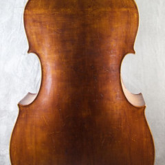 German 3/4 Double Bass (Circa 1930), pic 1
