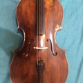 4/4 Cello, Model: P. Zanetto 1686