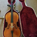 Heritage Series Bros Amati Cello , China about 8 years old