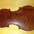 Leandro Bisiach damaged violin