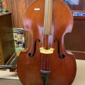 Rare & Unusual vintage British Double Bass for sale 1890