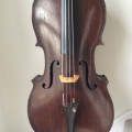 19th century Bohemian cello LOB 708mm