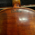 Valuable 19th Century 4/4 Violin Jacobus Stainer Circa with 2 free bows