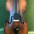 French Caussin Workshops Violin Circa 1890