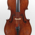 Michael Blaurock Cello (1704 A.Gagliano Copy) Germany, 2011