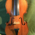 Fine French Violin by Paul Mangenot Circa 1900