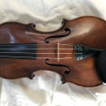 A fine French violin by Paul Bailly, London 1880, after Nicolo Amati