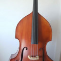 Romanian 3/4 doublebass, year 1965 Pavel Onoaie Luthier