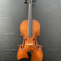 Hungarian violin from the 20th century