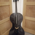 Luis + Clark carbon fibre cello