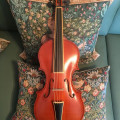 Baroque violin by Gold Medalist Clive Morris