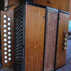 Hohner C/F melodeon, pressed wood, pic 3