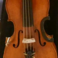 Violin made by Luc Deneys in the year 2014