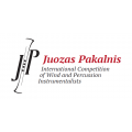 II J. Pakalnis International Competition of Wind and Percussion