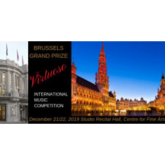 "Brussels ""Grand Prize Virtuoso"" International Music Competition"