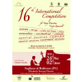 "International Competition for Young Musicians ""Luigi Zanuccoli"""