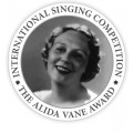 4th Singing Competition,The Alida Vane Award