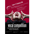 Gianni Bergamo Classic Music Award - Vocal Competition 2018