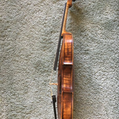 German violin c1770s with super sound, pic 3