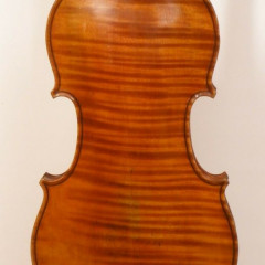 Fine French violin by Paul Bailly, student of J.B. Vuillaume ca. 1890, pic 2