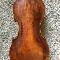 German violin c1770s with super sound, pic 2
