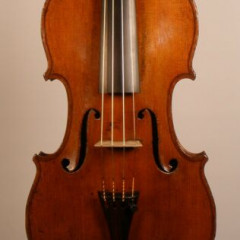 Fine French violin by Paul Bailly, student of J.B. Vuillaume ca. 1890, pic 1