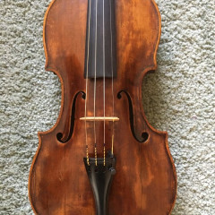 German violin c1770s with super sound, pic 1