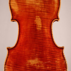A very fine certified French violin by Jean-Francois Aldric (Paris, 1829), pic 2