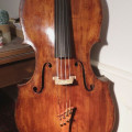 Fine and rare Cello by a member of the Kloz family  ca.1780