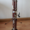 Two Heckel Bassoons