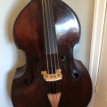 20th century old French copy 3/4 Luthier made.
