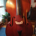 Jacquet-Gand double bass