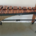 Xylophone - Adams Soloist honduras rosewood 4 octave, plus Mushroom cases and cover