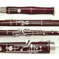 Heckel 7000 series bassoon