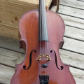 Fine French Cello, J.A.Rocca copy made around 1900 in Mirecourt,France