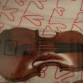 4/4 violin August Gliers with bow from Hoyer