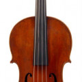 Hill viola and no-name brand bow in viola case