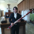 Bassoon Walter, solo player model 2016, serial number 8558, stolen in Ljubljana, Slovenia