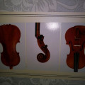 Stolen 2009 Bulgarian Violin and bow.
