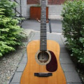 Martin MTV Unplugged accoustic, natural, 1996, serial 578147 in martin hardcase