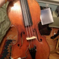 1890s German Lowendahl workshop Strad Copy, see photo