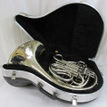 Conn 8D Double French Horn Silver Nickel