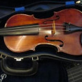 Antique American fiddle full size